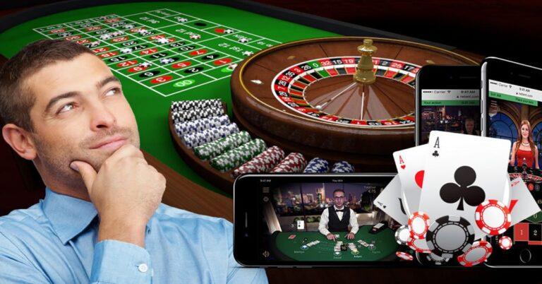 The phenomenon of online casinos
