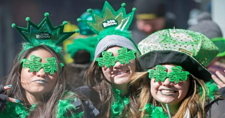 2021 St. Patrick's Day Parade