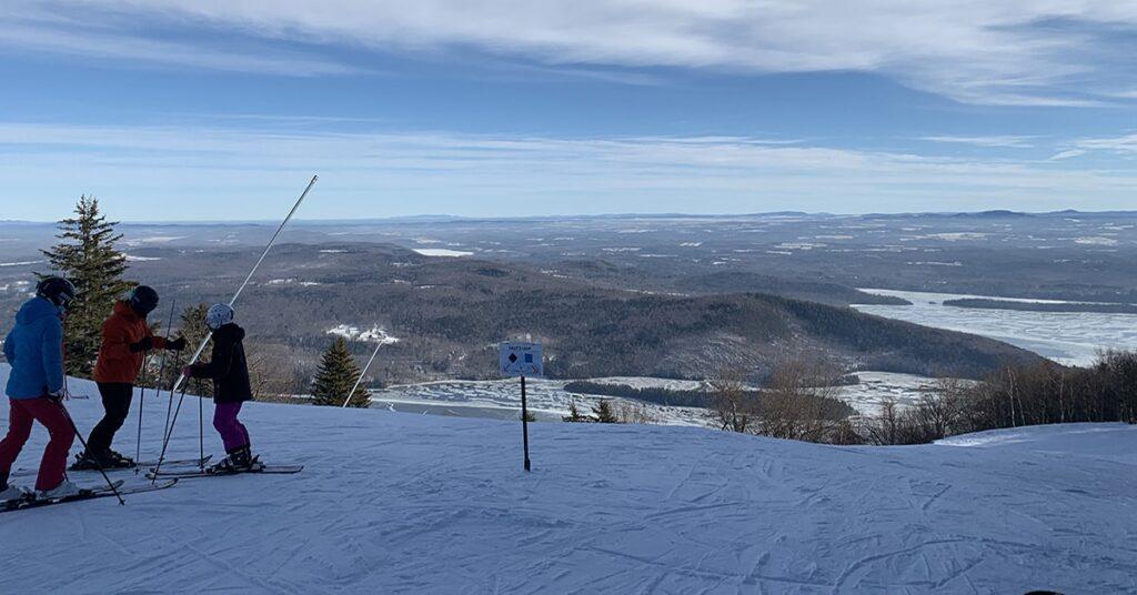Skiing regulations