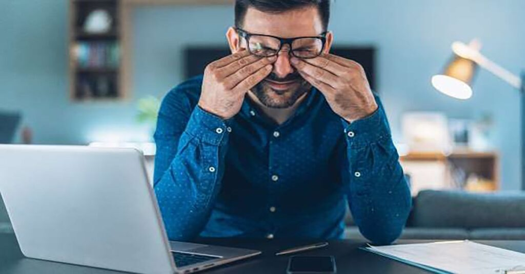workers are suffering from video call fatigue