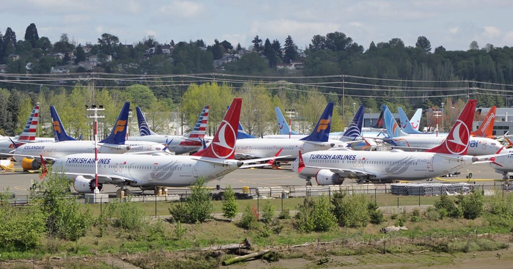 Transport Canada validates the design changes to the Boeing 737 MAX