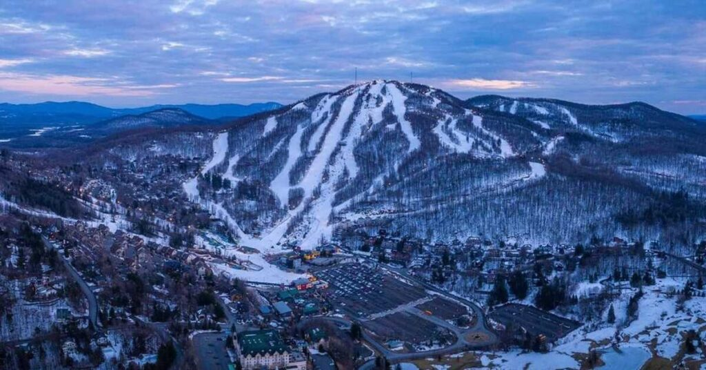 boy dies at Bromont ski hill