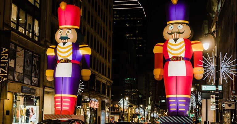 XP_MTL unveils L'Odyssée, le réconfort d'hiver downtown Montreal activities