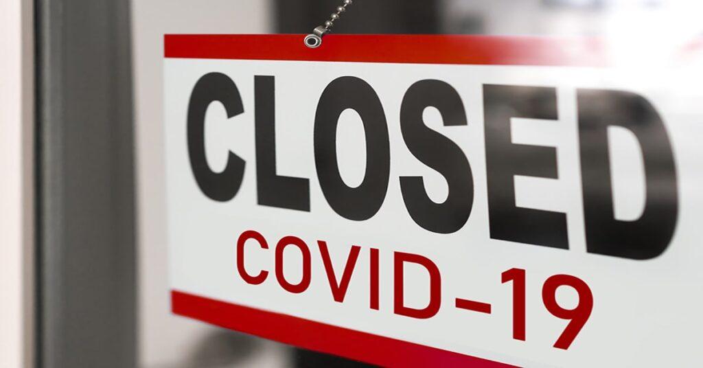 Quebec lockdown for non-essential businesses