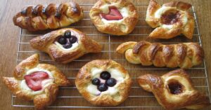 Learn to make pastries and bread