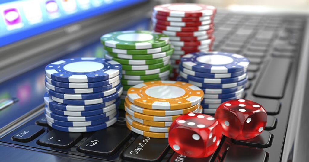 Online casinos on a shoe string