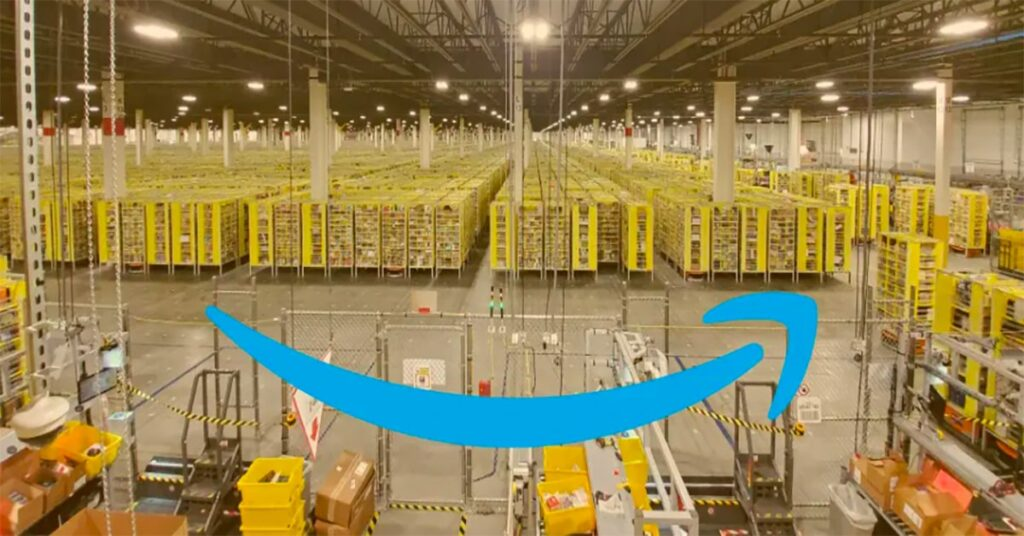 Amazon builds more facilities in Quebec