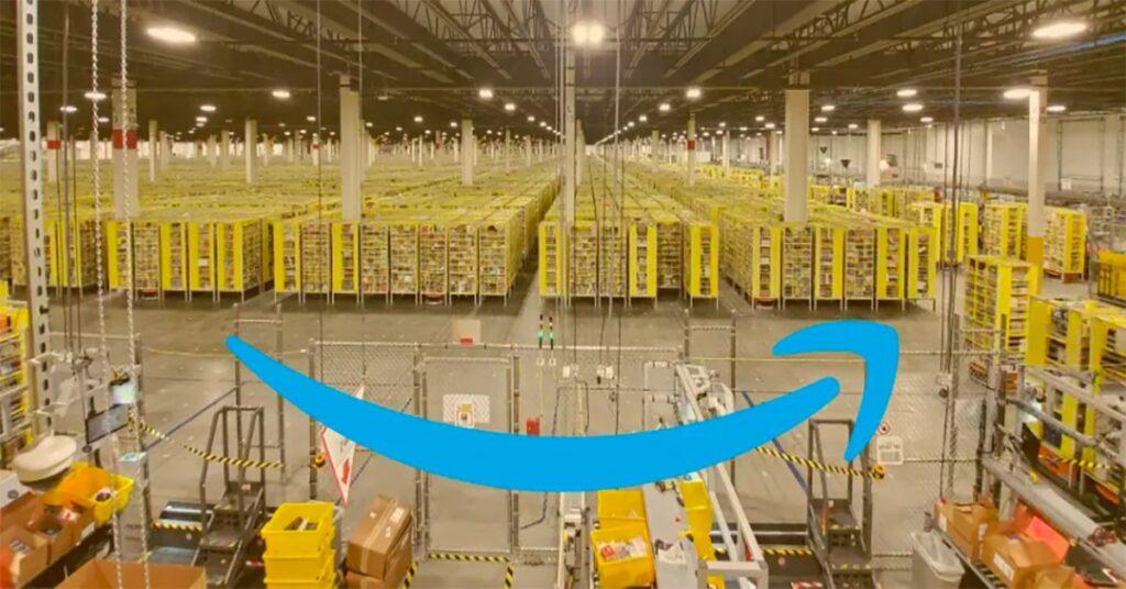 Amazon builds more facilities in Quebec