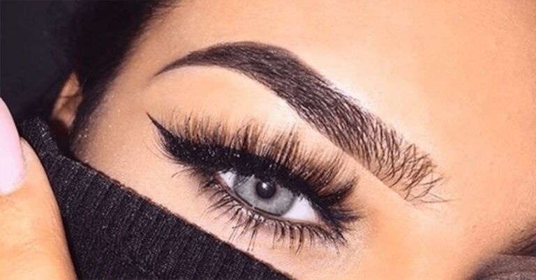The perfect eyebrow – Earth to Body