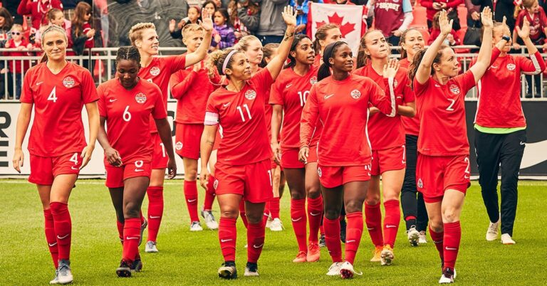 Canada women to face England in pre-Olympics