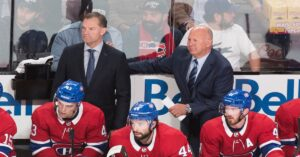 Habs fire Claude Julien and Kirk Muller