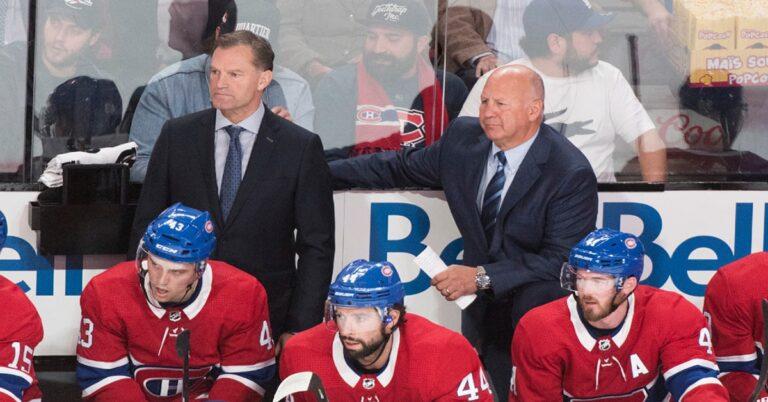 Habs fire Claude Julien and Kirk Muller  – Dominique Ducharme named interim coach