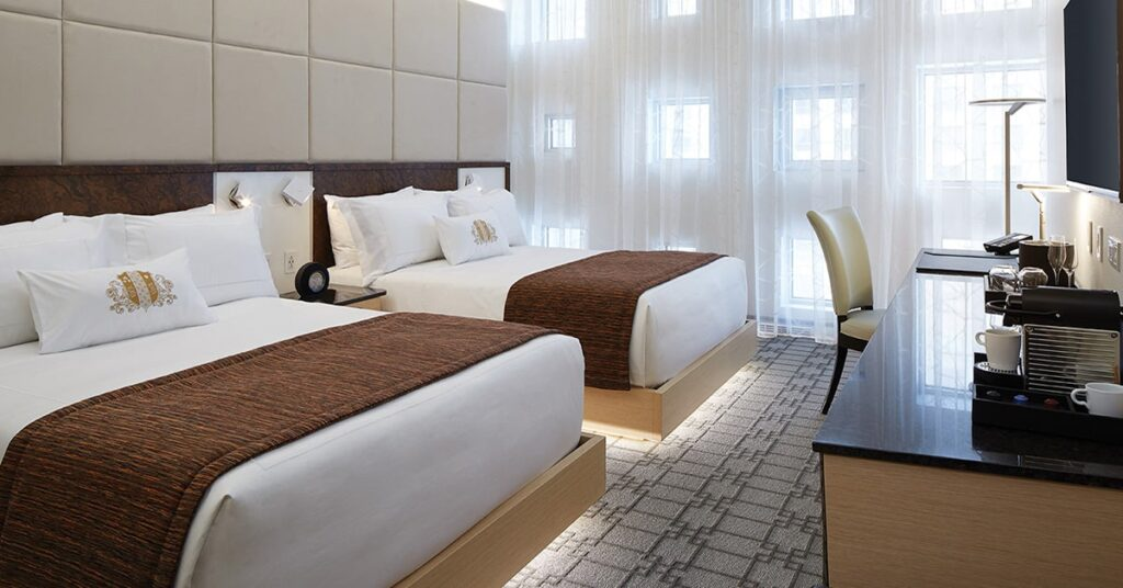 Travellers entering Canada require mandatory hotel stay