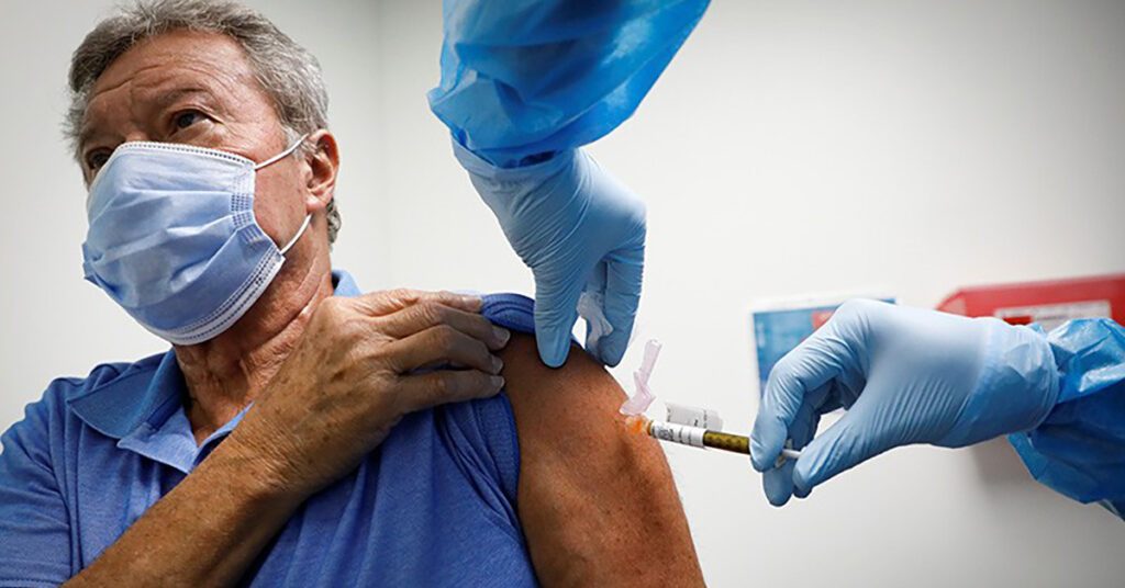 Montealers over 70 will receive COVID-19 vaccine