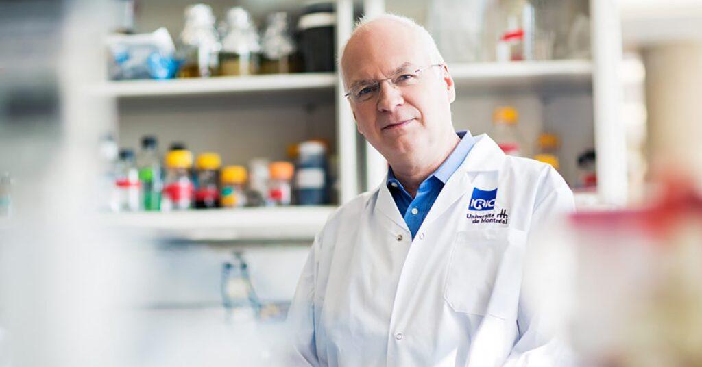 Professor Michel Bouvier wins prestigious Killam Prize