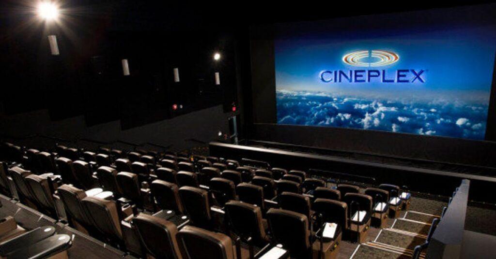 Quebec Cineplex Theatres opening