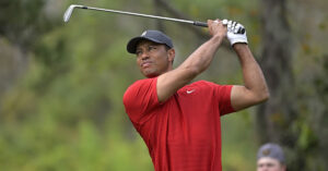 Tiger Woods in major car accident