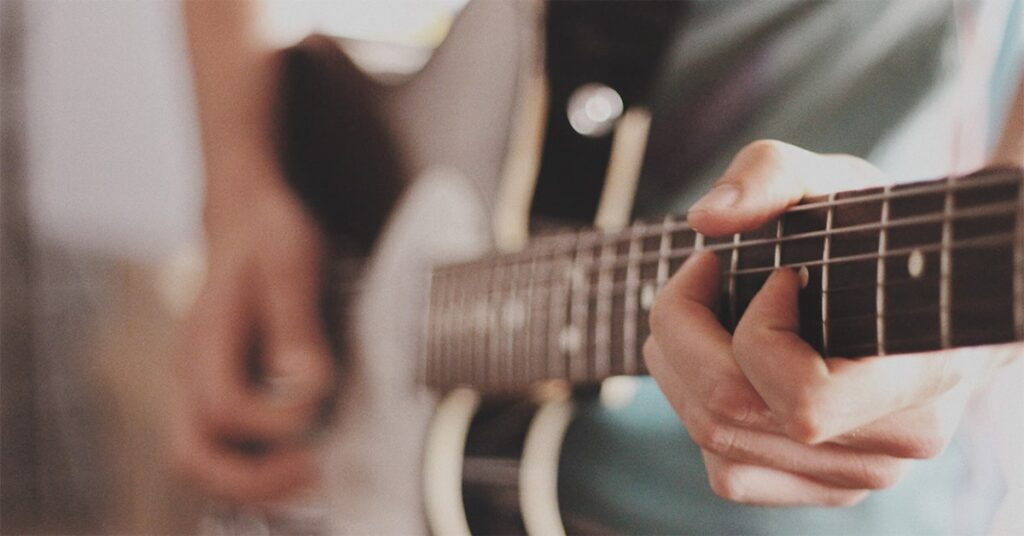tips for playing the electric guitar