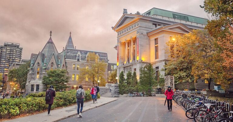 studying in Montréal