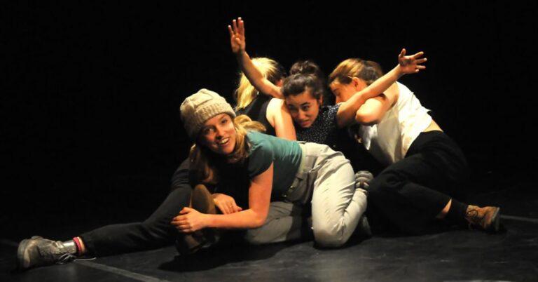 Dance festival Bouge d'Ici now underway