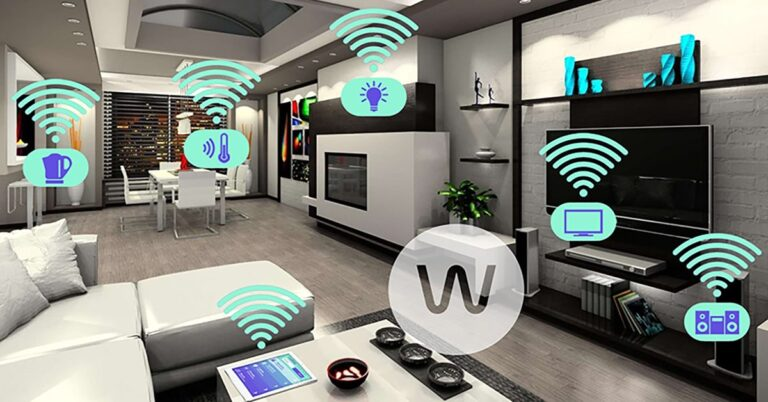 Making a smart house