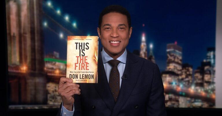 This is the Fire by Don Lemon