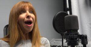 Joy Chapman lowest female vocal note