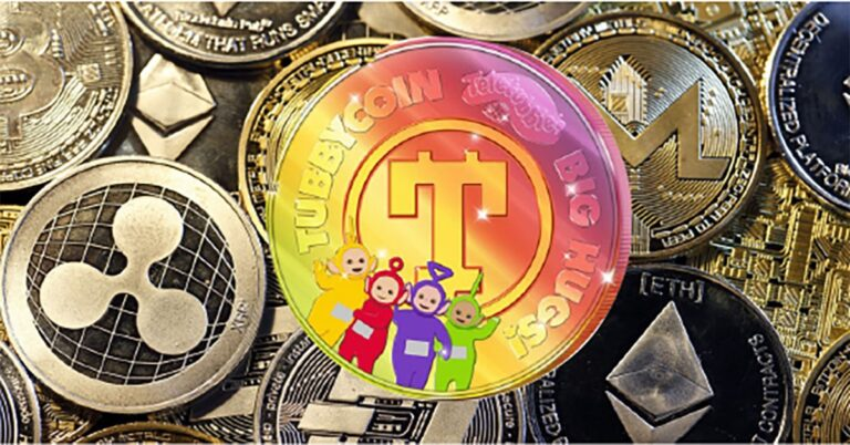 Teletubbies launch new cryptocurrency tubbycoin