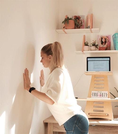 Harmoni standing desks