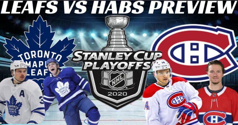 Habs vs Leafs series