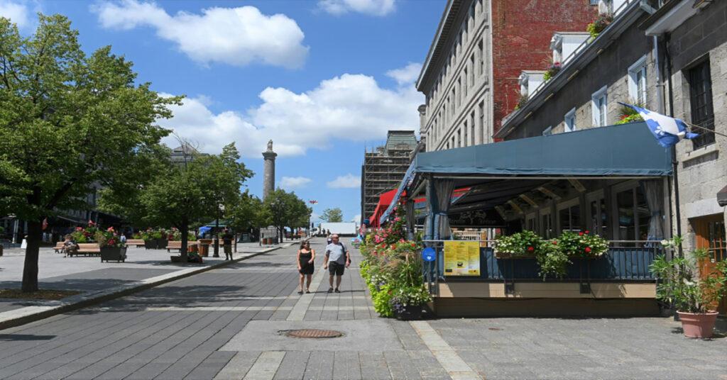 bar restaurant terraces to open
