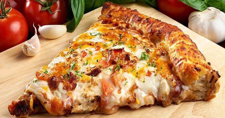Montreal's best pizza slice