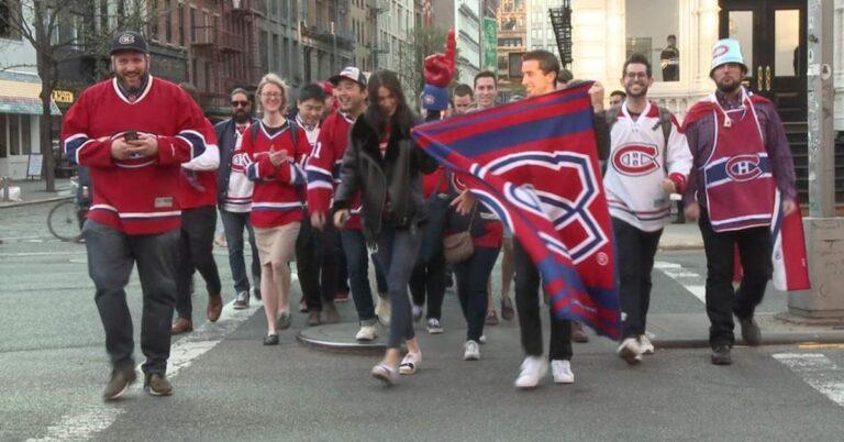 Montreal celebrates