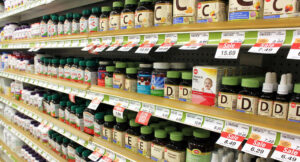 myths about food supplements