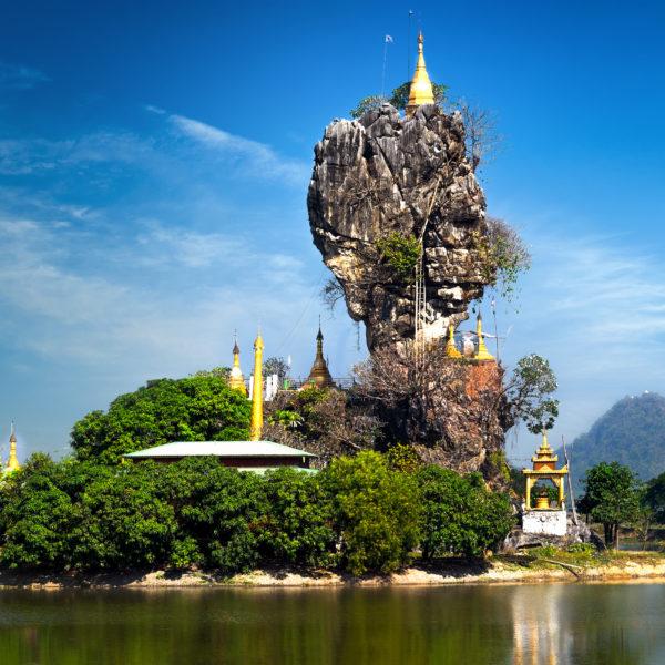 Hpa-An-Myanmar