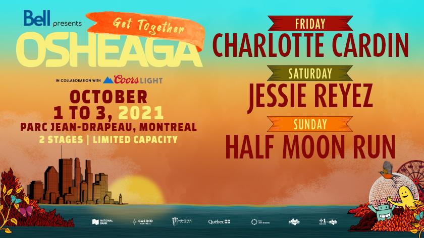 OSHEAGA Fall concert