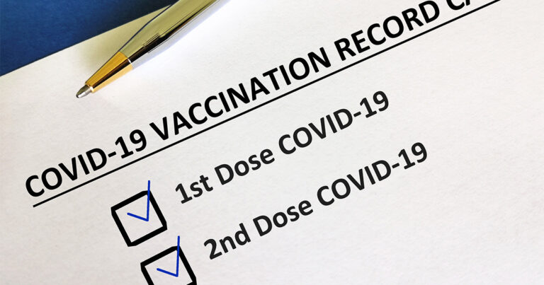 Quebecers 2nd vaccine
