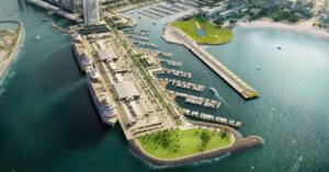 waterfront estate