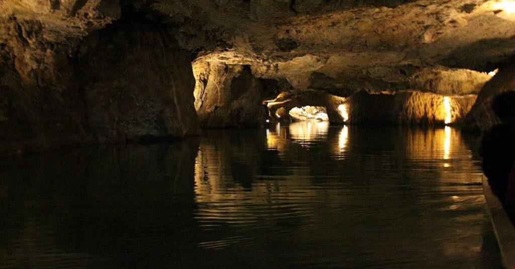 St. Leonard cave