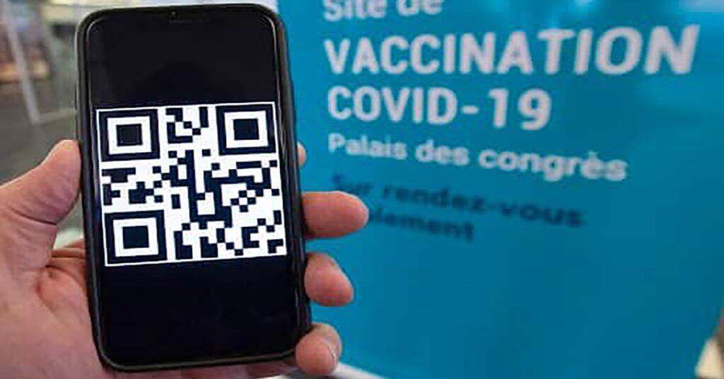 Quebec vaccine passport