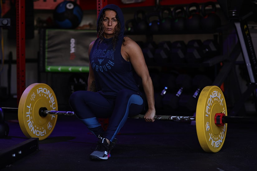 Personal Trainer Joy Levy