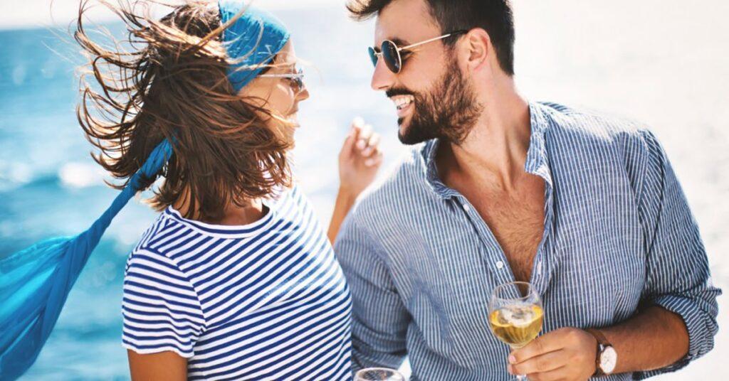 date wealthy singles online