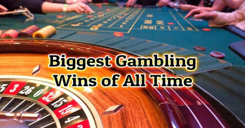 7 Biggest Casino Wins