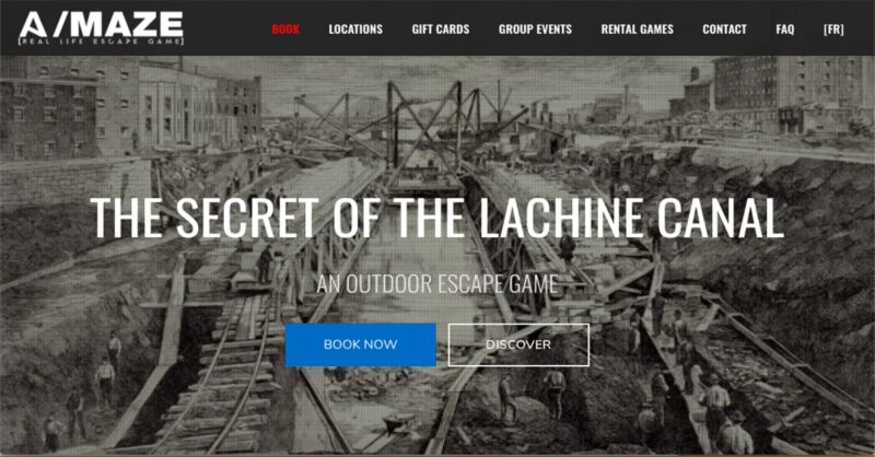The Secret of the Lachine Canal