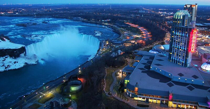 Canadian casino industry