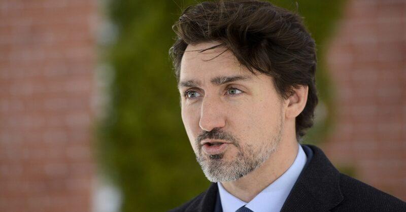 Trudeau on Habs