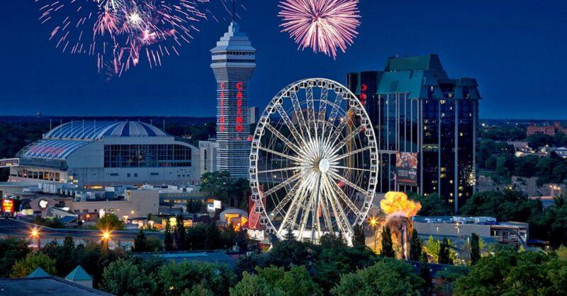 visit a casino in Canada