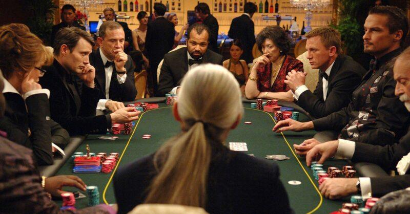 Casinos on screen