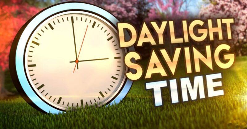 ending Daylight Savings Time