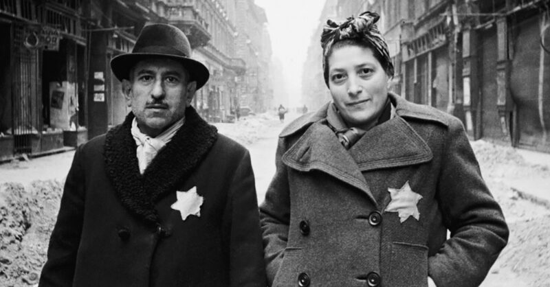 Holocaust survivor memoirs